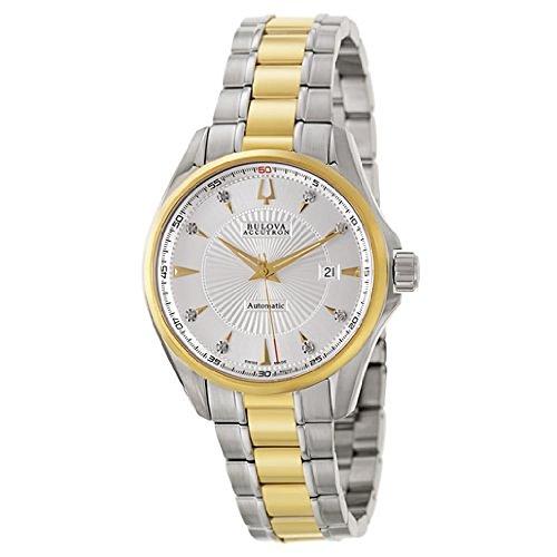 ブローバ 腕時計 メンズ 65D100 【送料無料】Bulova Accutron Brussels Men's Automatic Watch 65D100ブローバ 腕時計 メンズ 65D100
