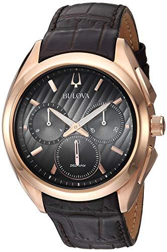 ブローバ 腕時計 メンズ 97A124 【送料無料】Bulova Dress Watch (Model: 97A124)ブローバ 腕時計 メンズ 97A124