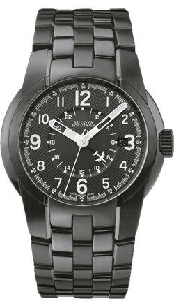 当店だけの限定モデル 腕時計 ブローバ メンズ 65B005【送料無料 Accutron】Bulova Accutron Men's Eagle Pilot ブローバ Men's Automatic Watch 65B005腕時計 ブローバ メンズ 65B005, 印鑑花はんこ通販 はんこ良品:ba578eac --- thegirlleadproject.org