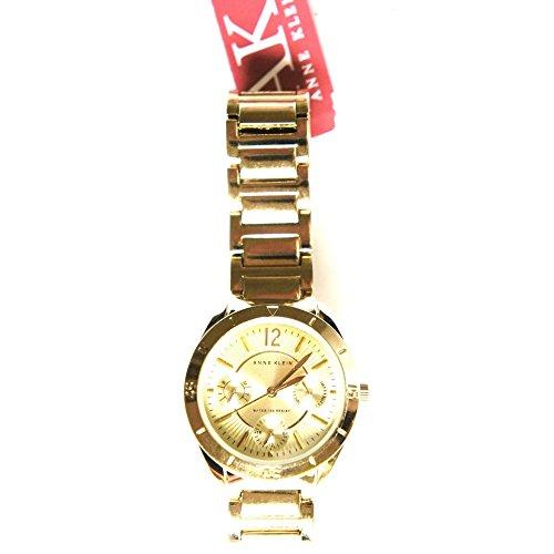 <title>無料ラッピングでプレゼントや贈り物にも 逆輸入並行輸入送料込 腕時計 アンクライン レディース 56712 送料無料 Anne Klein Women's Gold Tone Stainless Steel 代引き不可 Watch腕時計</title>
