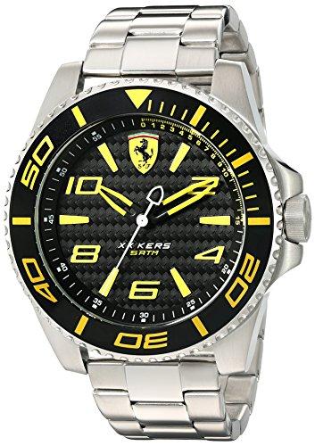 フェラーリ 腕時計 メンズ 0830330 【送料無料】Ferrari 830330 'XX KERS' Quartz Stainless Steel Watchフェラーリ 腕時計 メンズ 0830330