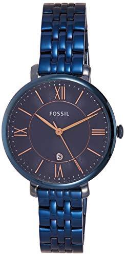 フォッシル 腕時計 レディース ES4094 Fossil Women's Quartz Stainless Steel Casual Watch, Color:Blue (Model: ES4094)フォッシル 腕時計 レディース ES4094