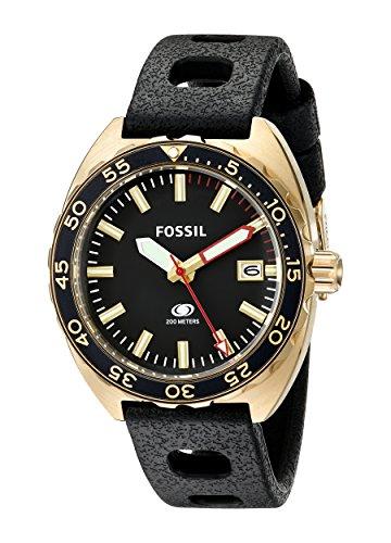 フォッシル 腕時計 メンズ FS5050 Fossil Men's FS5050 Breaker Analog Display Analog Quartz Black Watchフォッシル 腕時計 メンズ FS5050