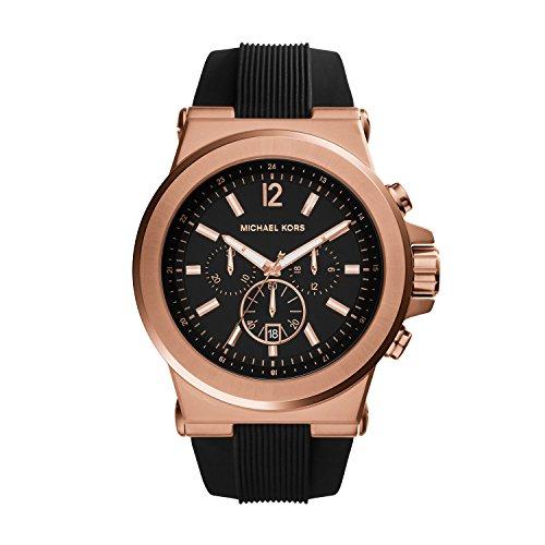 マイケルコース 腕時計 メンズ マイケル・コース アメリカ直輸入 MK8184 【送料無料】Michael Kors Men's Dylan Watch, 48mm, Black, One Sizeマイケルコース 腕時計 メンズ マイケル・コース アメリカ直輸入 MK8184