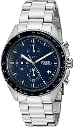 フォッシル 腕時計 メンズ CH3030 Fossil Men's CH3030 Sport 54 Analog Quartz Chronograph Stainless Steel Watchフォッシル 腕時計 メンズ CH3030