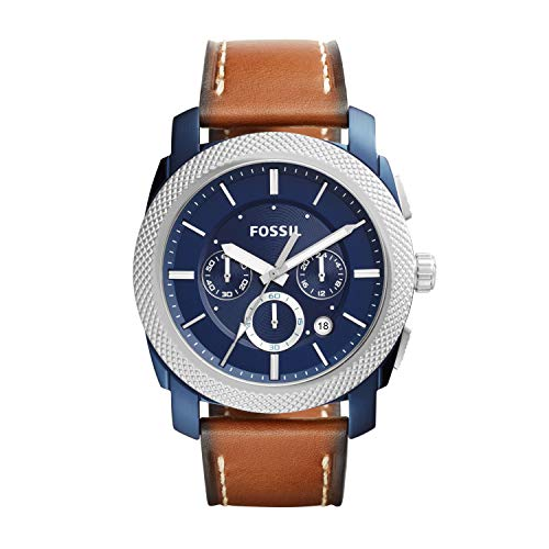 フォッシル 腕時計 メンズ FS5232 Fossil Men's Quartz Stainless Steel and Leather Casual Watch, Color:Brown (Model: FS5232)フォッシル 腕時計 メンズ FS5232