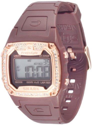 フリースタイル 腕時計 レディース 101080 Freestyle Women's 101080 Shark Classic Rectangle Shark Digital Watchフリースタイル 腕時計 レディース 101080