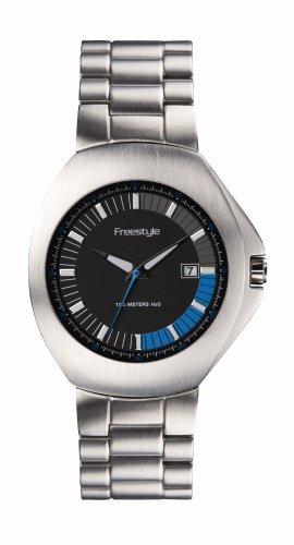 腕時計 フリースタイル レディース 夏の腕時計特集 FS35130 【送料無料】Freestyle Midsize FS35130 Charger Stainless Steel Bracelet Watch腕時計 フリースタイル レディース 夏の腕時計特集 FS35130