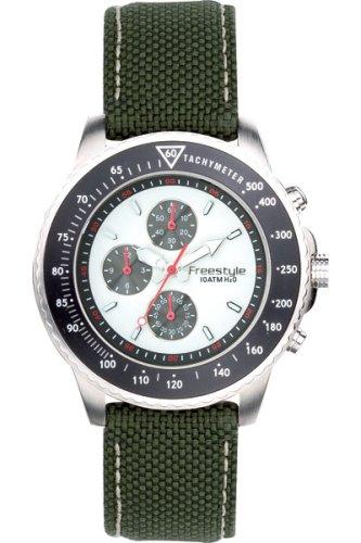 フリースタイル 腕時計 メンズ アウトドアウォッチ特集 FS76702 【送料無料】Freestyle Men's FS76702 El Toro Chornograph Watchフリースタイル 腕時計 メンズ アウトドアウォッチ特集 FS76702