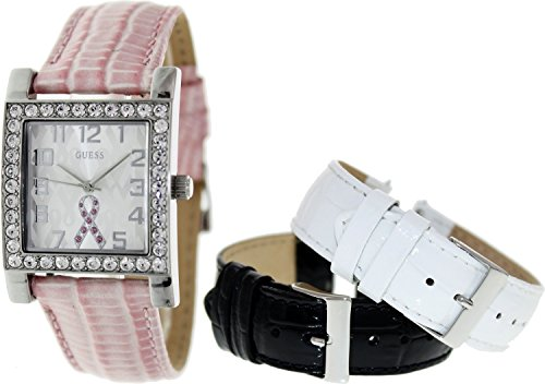ゲス GUESS 腕時計 レディース U0032L2 【送料無料】GUESS Women's U0032L2 2013 Sparkling Pink Watch Setゲス GUESS 腕時計 レディース U0032L2