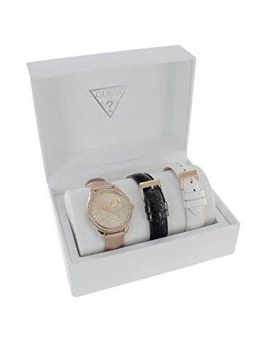 ゲス GUESS 腕時計 レディース W0201L3 Guess Analog Gold Dial Women's Watch - W0201L3ゲス GUESS 腕時計 レディース W0201L3