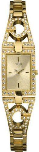 腕時計 ゲス GUESS レディース W12079L1 【送料無料】Guess Women's W12079L1 Gold Stainless-Steel Quartz Watch with Gold Dial腕時計 ゲス GUESS レディース W12079L1