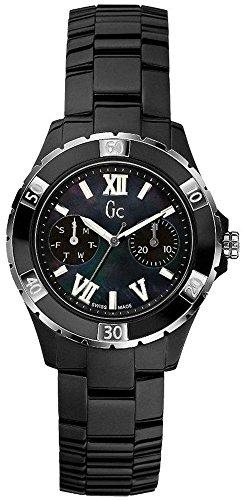 ゲス GUESS 腕時計 レディース X69002L2S 【送料無料】Guess Collection GC Ladies Watch - Blackゲス GUESS 腕時計 レディース X69002L2S