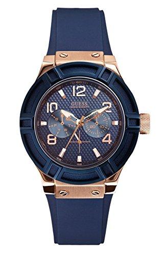 ゲス GUESS 腕時計 レディース W0571L1 【送料無料】Guess Jet Setter Blue Dial Ladies Watch W0571L1ゲス GUESS 腕時計 レディース W0571L1