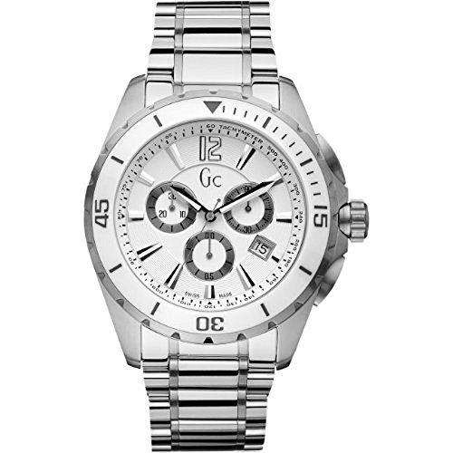ゲス GUESS 腕時計 メンズ X76007G1S Guess Collection Sport Class Xxl White Dial Men's Watch #X76007G1Sゲス GUESS 腕時計 メンズ X76007G1S