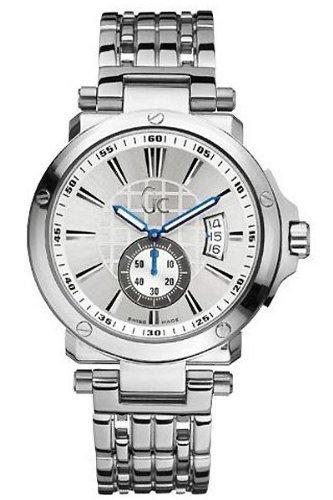 ゲス GUESS 腕時計 メンズ X65001G1S 【送料無料】Guess Collection Mens GC Watch X65001G1S Quartz Silverゲス GUESS 腕時計 メンズ X65001G1S