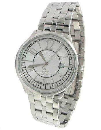 ゲス GUESS 腕時計 メンズ G23510G1 【送料無料】Guess Collection Date Silver Band 50M Mens Watch - G23510G1ゲス GUESS 腕時計 メンズ G23510G1