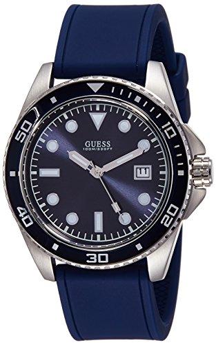 ゲス GUESS 腕時計 メンズ W0611G1 【送料無料】Guess Analog Blue Dial Men's Watch - W0611G1ゲス GUESS 腕時計 メンズ W0611G1
