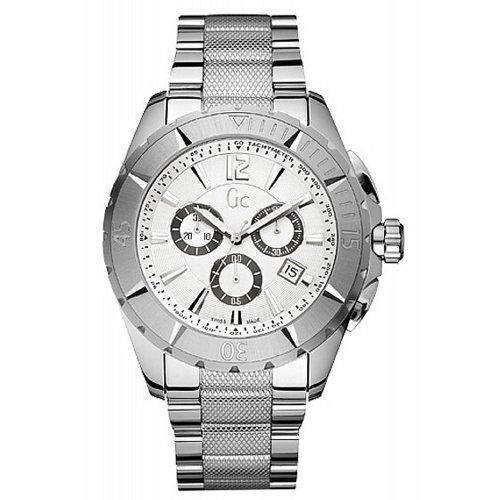 ゲス GUESS 腕時計 メンズ 【送料無料】Guess X53001G1S 45 Silver Steel Bracelet & Case Mineral Men's Quartz Watchゲス GUESS 腕時計 メンズ