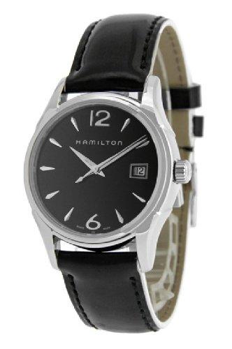 ハミルトン 腕時計 レディース H32351735 【送料無料】Hamilton Women's H32351735 Jazzmaster Black Dial Watchハミルトン 腕時計 レディース H32351735