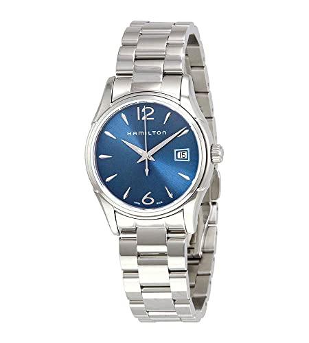 ハミルトン 腕時計 レディース 【送料無料】Hamilton Jazzmaster Lady Blue Dial Ladies Watch H32351145ハミルトン 腕時計 レディース