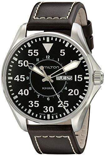 best service 2a9c1 bfb3e 人気TOP ハミルトン 腕時計 メンズ H64611535 Hamilton Mens ...