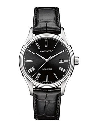 ハミルトン 腕時計 メンズ H39515734 【送料無料】Hamilton Men's H39515734 Timeless Class Analog Display Automatic Self Wind Black Watchハミルトン 腕時計 メンズ H39515734