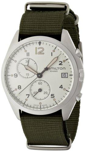 ハミルトン 腕時計 メンズ H77505133 【送料無料】Hamilton Pilot Pioneer Chronograph Mens Watch H76552955ハミルトン 腕時計 メンズ H77505133
