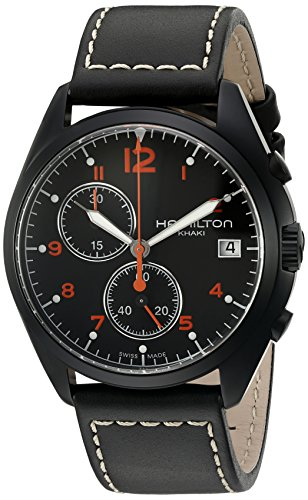 腕時計 ハミルトン メンズ H77525553 【送料無料】Hamilton Men's 'Khaki Avaition' Quartz Stainless Steel Casual Watch (Model: H76582733)腕時計 ハミルトン メンズ H77525553