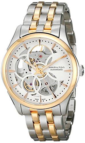 ハミルトン 腕時計 レディース H32425251 Hamilton Women's H32425251 Jazzmaster Analog Display Automatic Self Wind Silver Watchハミルトン 腕時計 レディース H32425251