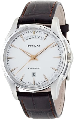 腕時計 ハミルトン メンズ H32505511 【送料無料】Hamilton Men's Automatic Jazzmaster Silver Dial Stainless Steel Watch腕時計 ハミルトン メンズ H32505511