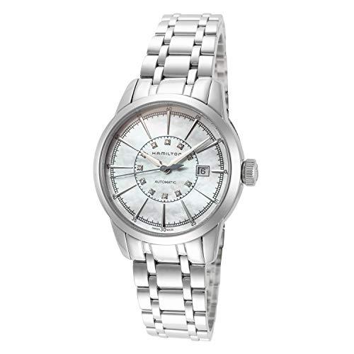 ハミルトン 腕時計 レディース 【送料無料】Hamilton H40405191 Railroad ladies Swiss watchハミルトン 腕時計 レディース