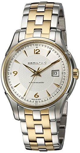 腕時計 ハミルトン メンズ H32525155 【送料無料】Hamilton Men's H32525155 Jazzmaster Silver Dial Watch腕時計 ハミルトン メンズ H32525155