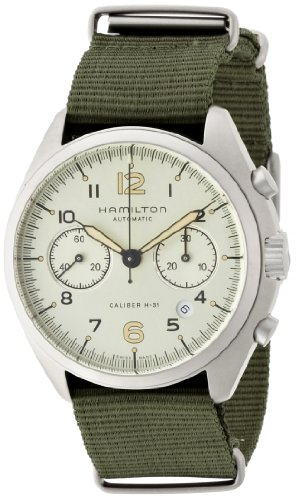 腕時計 ハミルトン メンズ H76456955 【送料無料】Hamilton Khaki Aviation Men's Automatic Watch H76456955腕時計 ハミルトン メンズ H76456955