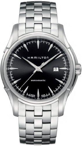 ハミルトン 腕時計 メンズ H37565331 【送料無料】Hamilton Jazzmaster Viematic 44mm Black Dial Men's watch #H32715131ハミルトン 腕時計 メンズ H37565331