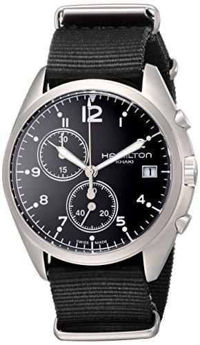 ハミルトン 腕時計 メンズ H76552433 【送料無料】Hamilton Pilot Pioneer Chrono Quartz Men's Watch #H76552433ハミルトン 腕時計 メンズ H76552433