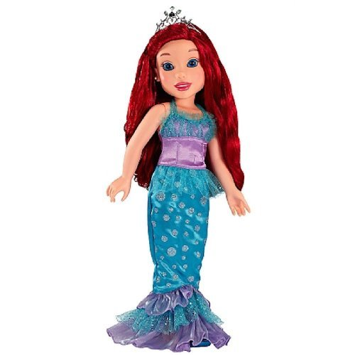 リトル・マーメイド アリエル ディズニープリンセス 人魚姫 Disney Princess and Me Shimmer Edition - Arielリトル・マーメイド アリエル ディズニープリンセス 人魚姫