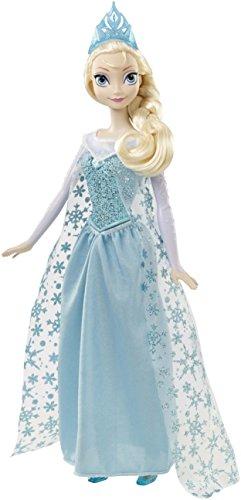 アナと雪の女王 アナ雪 ディズニープリンセス フローズン CHW87 Mattel Disney Frozen Singing Elsa Dollアナと雪の女王 アナ雪 ディズニープリンセス フローズン CHW87