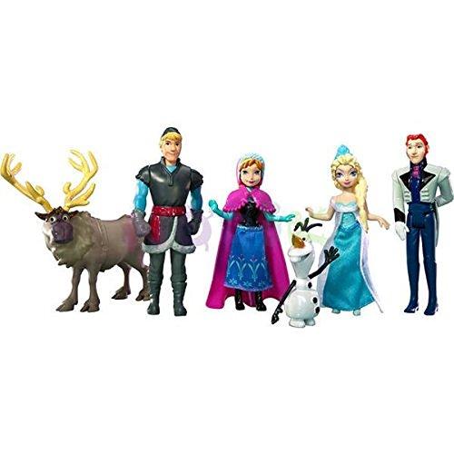 アナと雪の女王 アナ雪 ディズニープリンセス フローズン Y9980 【送料無料】Disney Frozen Complete Story Playset (Discontinued by manufacturer)アナと雪の女王 アナ雪 ディズニープリンセス フローズン Y9980