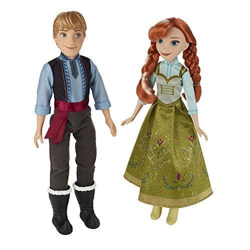 アナと雪の女王 アナ雪 ディズニープリンセス フローズン B5168 【送料無料】Disney Frozen Anna & Kristoff 2-Packアナと雪の女王 アナ雪 ディズニープリンセス フローズン B5168