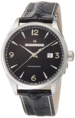 ハミルトン 腕時計 メンズ H32755731 【送料無料】Hamilton JazzMaster Viewmatic Auto Black Mens Watchハミルトン 腕時計 メンズ H32755731
