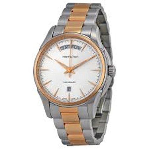ハミルトン 腕時計 メンズ H32595151 【送料無料】Hamilton Jazzmaster Silver Dial SS Automatic Men's Watch H32595151ハミルトン 腕時計 メンズ H32595151