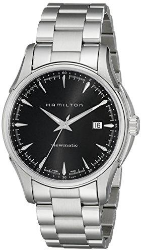 腕時計 ハミルトン メンズ H32665131 【送料無料】Hamilton Men's H32665131 Jazzmaster Black Dial Watch腕時計 ハミルトン メンズ H32665131