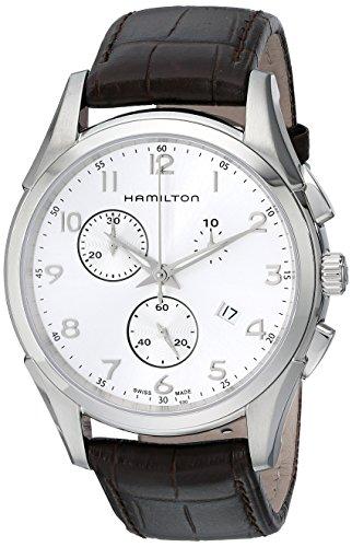 腕時計 ハミルトン メンズ H38612553 【送料無料】Hamilton Men's H38612553 Jazzmaster Silver Dial Watch腕時計 ハミルトン メンズ H38612553
