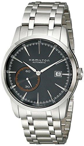 腕時計 ハミルトン メンズ H40515131 【送料無料】Hamilton Men's H40515131 Timeless Class Analog Display Automatic Self Wind Silver Watch腕時計 ハミルトン メンズ H40515131