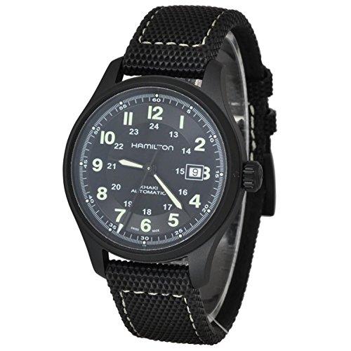 ハミルトン 腕時計 メンズ H70575733 【送料無料】Men's Hamilton Khaki Field Titanium Watch H70575733ハミルトン 腕時計 メンズ H70575733