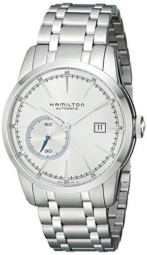 ハミルトン 腕時計 メンズ H40515181 【送料無料】Hamilton Men's H40515181 Timeless Class Analog Display Automatic Self Wind Silver Watchハミルトン 腕時計 メンズ H40515181