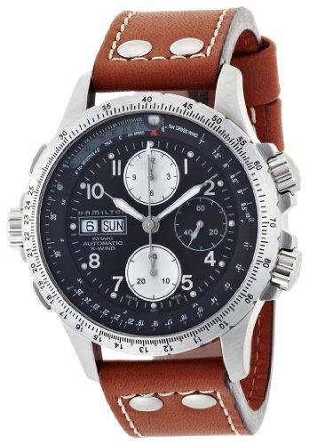 ハミルトン 腕時計 メンズ H77616533 【送料無料】Hamilton Khaki X-Wind Automatic Mens Watch - H77616533ハミルトン 腕時計 メンズ H77616533