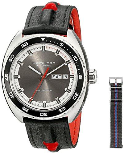 腕時計 ハミルトン メンズ H35415781 【送料無料】Hamilton Men's H35415781 Timeless Class Analog Display Automatic Self Wind Grey Watch腕時計 ハミルトン メンズ H35415781