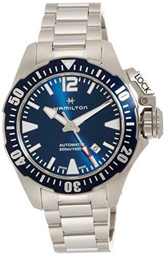腕時計 ハミルトン メンズ H77705145 【送料無料】HAMILTON Khaki FROGMAN Automatic Watch腕時計 ハミルトン メンズ H77705145
